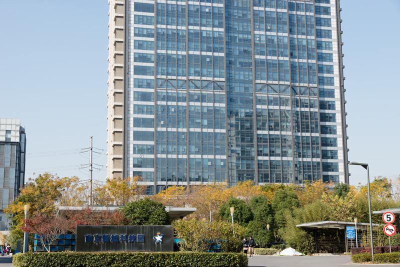 南京新城科技园办公家具