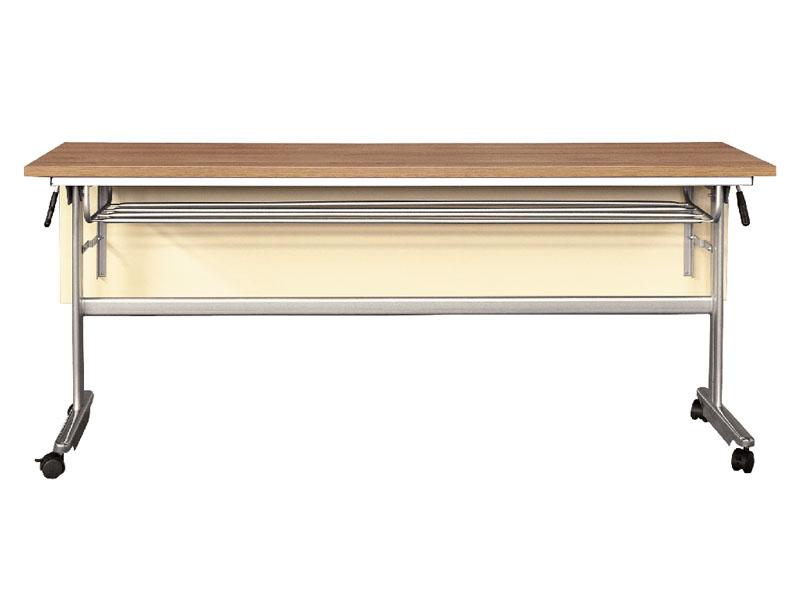 【美耐办公家具映橡系列】——折叠条桌木制档板mn03-159