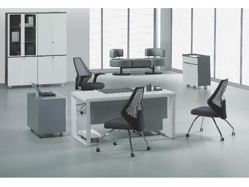办公班台 老板桌经理桌主管桌 小班台时尚简约