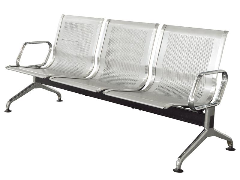 机场火车站不锈钢排椅 候车候诊椅 公共排椅 等候椅