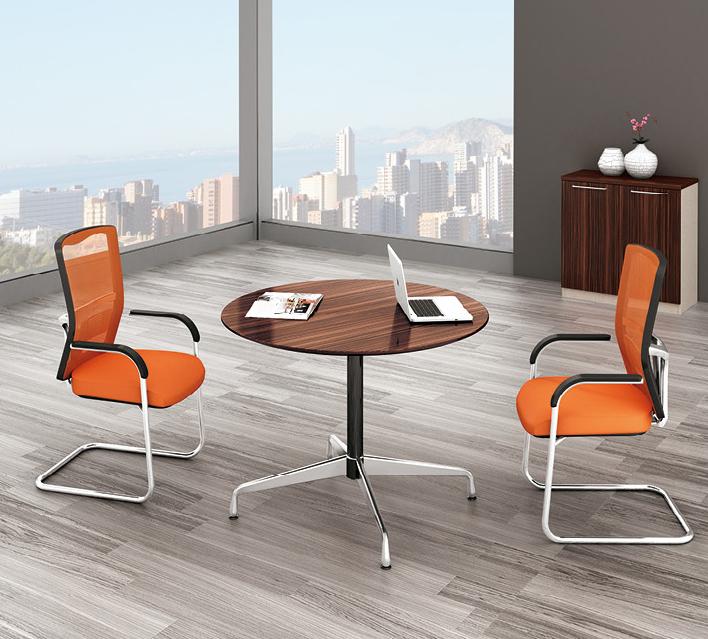 美耐家具 办公家具洽谈桌椅组合 会客桌椅接待桌椅