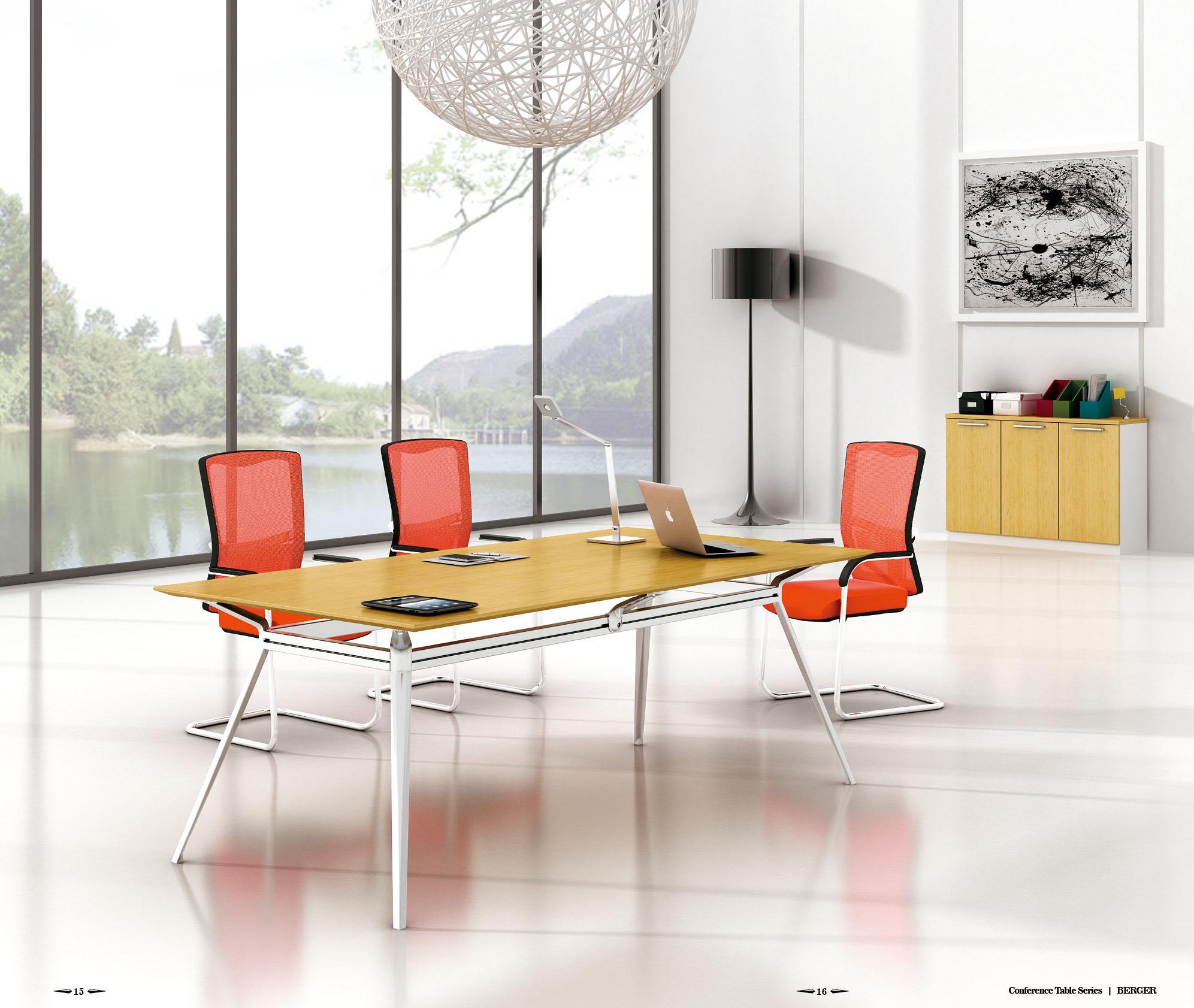 美耐家具 贝格系列 会议桌