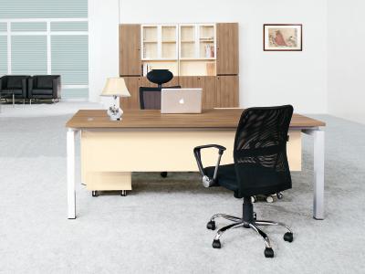 美耐家具时尚简约老板桌大班台办公桌大班桌