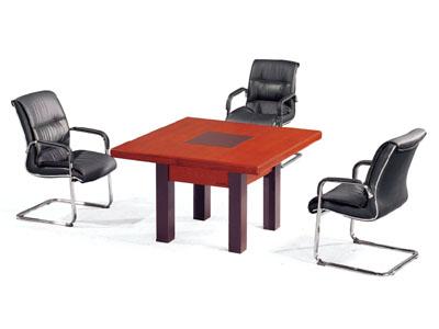 接待桌 洽谈桌 木质休闲桌 会客桌