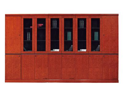 实木书柜 资料柜 高档豪华组合文件柜