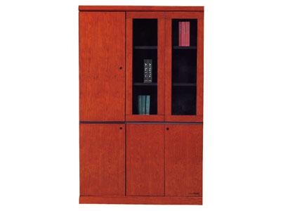 三门书柜  组合文件柜 油漆书柜 高档办公柜 书橱墙柜