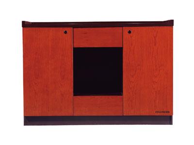 茶水柜办公家具酒水柜矮柜地柜文件柜多功能
