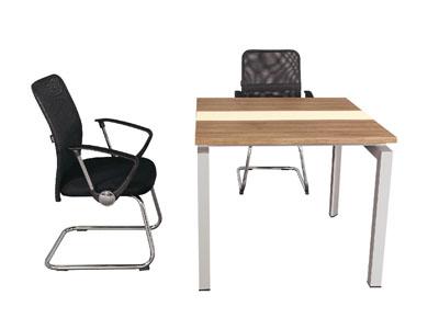 简约现代小型办公会议桌会客桌洽谈桌培训桌