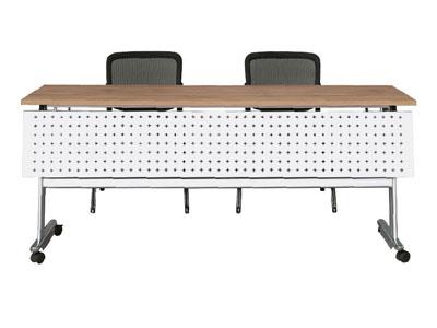 【美耐办公家具映橡系列】——折叠条桌钢制档板MN03-159