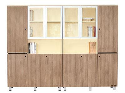 组合文件柜 资料柜 储物柜 档案柜 办公书柜 摆设柜