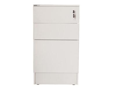 【美耐办公家具映橡系列】——钢制三抽固定柜MN04-11317
