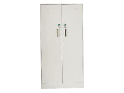【美耐办公家具映橡系列】——钢制双门衣柜MN04-11318