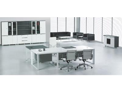 现代简约办公家具老板台 办公桌 总裁桌 经理主管桌