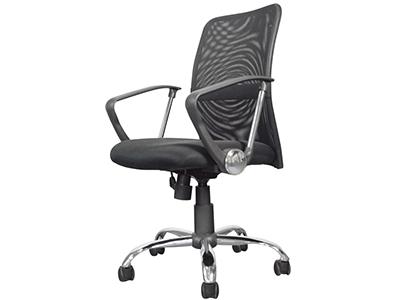 网布气压升降职员椅 办公椅 电脑椅 网椅 中班椅