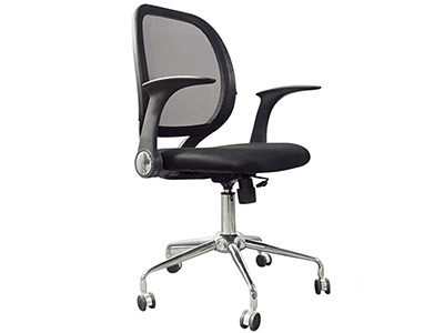 电脑椅 家用办公人体工学网椅 时尚职员会议椅