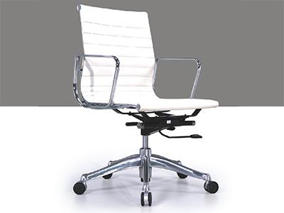 电脑椅家用时尚转椅 办公椅子真皮可躺 椅子
