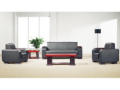 办公室现代时尚简约接待沙发 贵宾会客商务沙发