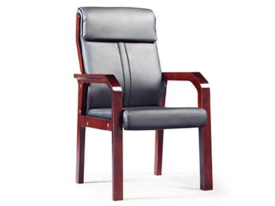 厂家直销 办公椅电脑椅 油漆椅 实木真皮椅 会议椅 椅子