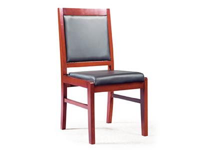 办公椅会议椅子电脑椅实木真皮老板椅