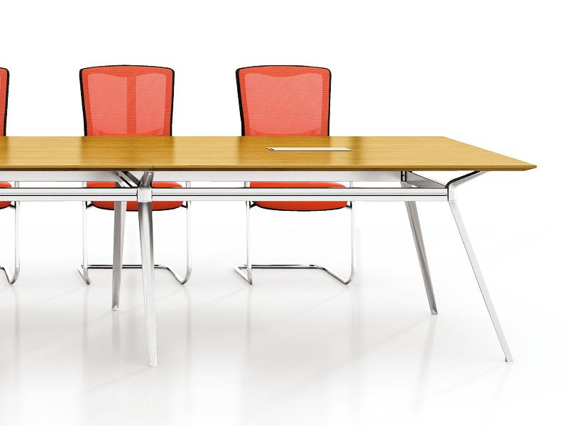 美耐家具 会议桌办公桌大班台老板桌员工培训会客桌简约现代