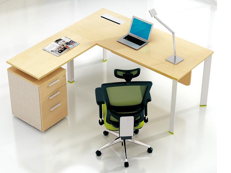 美耐家具 时尚简约办公家具办公桌老板台老板桌大班台办公桌椅主管台