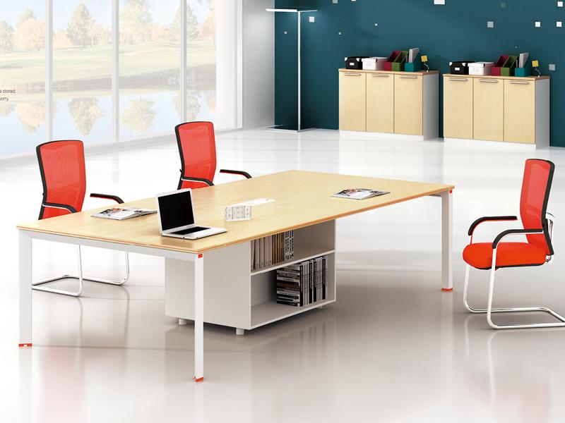 美耐家具 会议桌员工培训会客洽谈简约现代职员办公桌