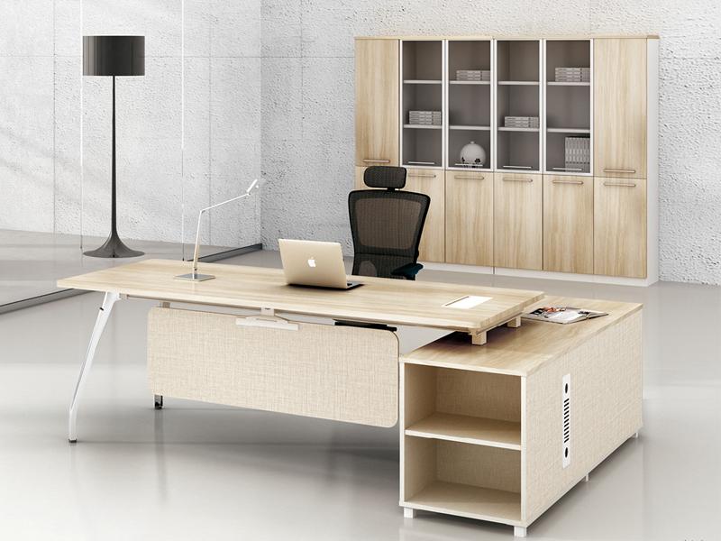 美耐家具 办公老板桌板式大班桌现代办公桌经理桌简约主管桌
