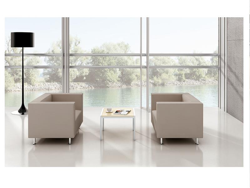 美耐家具 茶几简约现代 简易沙发组合茶几
